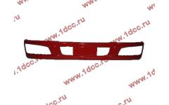 Бампер F красный пластиковый для самосвалов фото Череповец