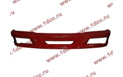 Бампер FN2 красный самосвал для самосвалов фото Череповец