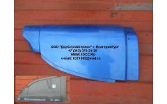 Обтекатель кабины левый HANIA синий фото Череповец