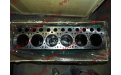 Блок цилиндров двигатель WD615 CDM фото Череповец